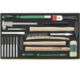 Tool sets in TC system inserts
