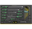 Tool sets in TCS system box