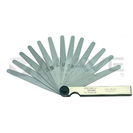 74240002 Precision feeler gauges