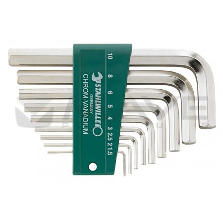 96432602 Set of angle Allen screwdrivers