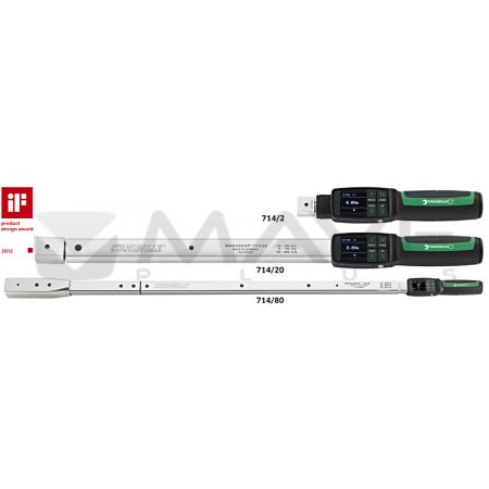 96500902 elektronický klíč  pro nádstavce 2 - 20 Nm
